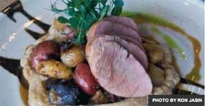 Pork tenderloin at Wiltshire on Market