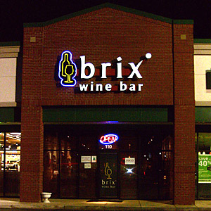 Brix Wine Bar