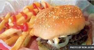 Burger at Bunz