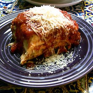 Melillo's spaghetti