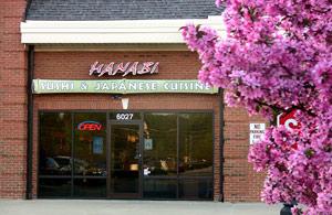 Hanabi Sushi & Japanese Cuisine
