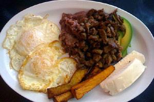 Breakfast at Buenos Dias