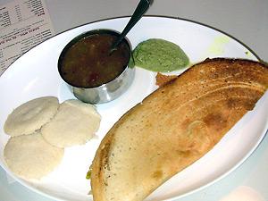 Royal India's masala dosa