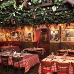 Eating for two (or more) at Buca di Beppo