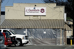 J Gumbo's Frankfort Ave. Location