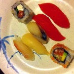 Umai Zushi impresses with bountiful sushi spread
