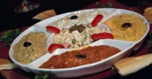 mezza plate