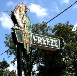 Polly's Freeze