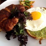 Dining doesn't get more local than brunch at Harvest