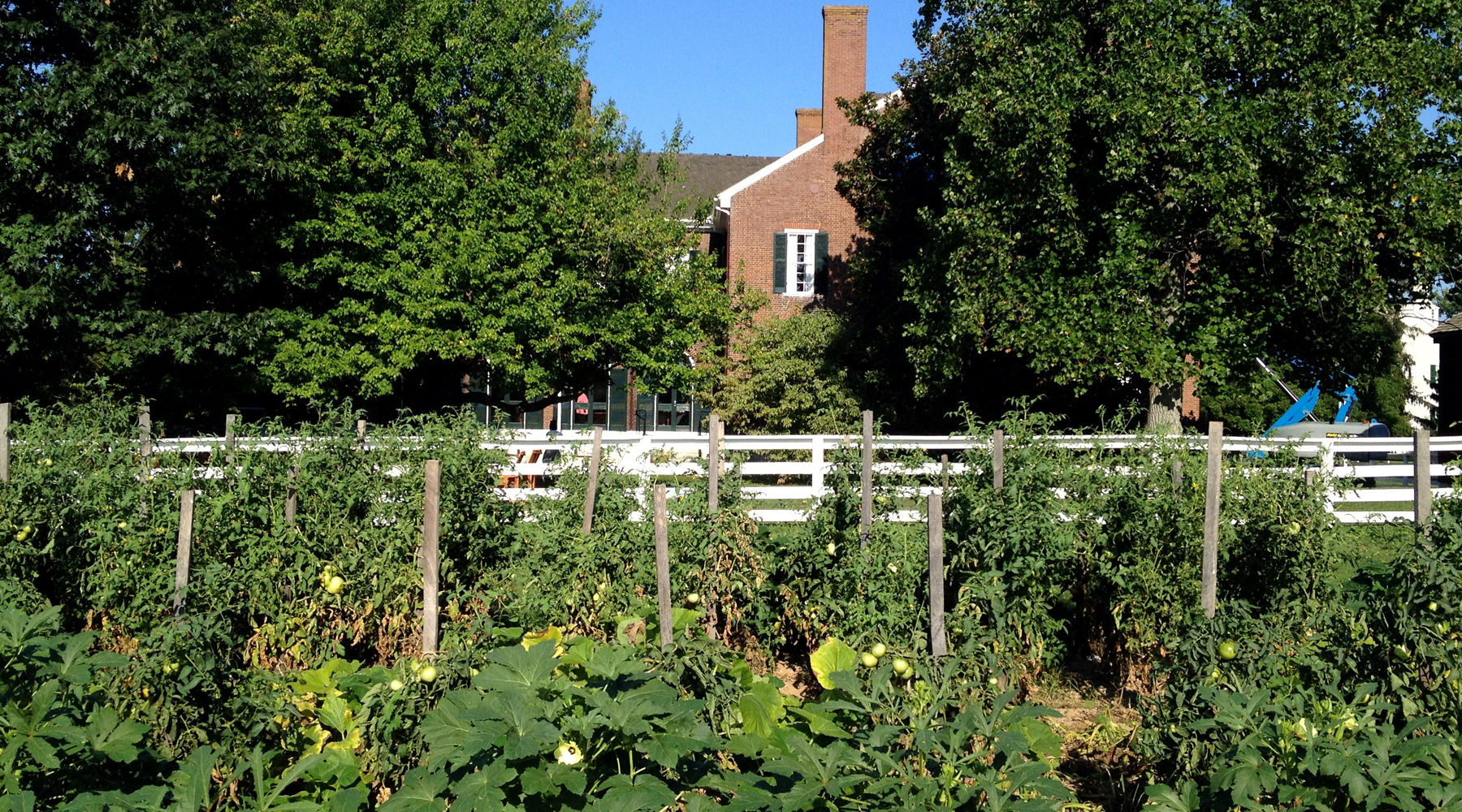 Peace, calm and good eats at Shaker Village