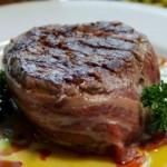 Pat's Steak House is a retro diorama of good eats