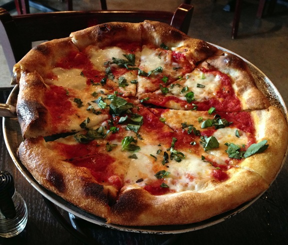 The St. Matthews Pizza Margherita at Coals