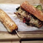 Mussel & Burger (& Elotes) Bar