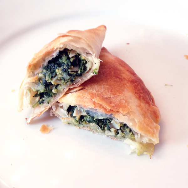 Dashboard Dining With Latin flavor At Gara Empanadas