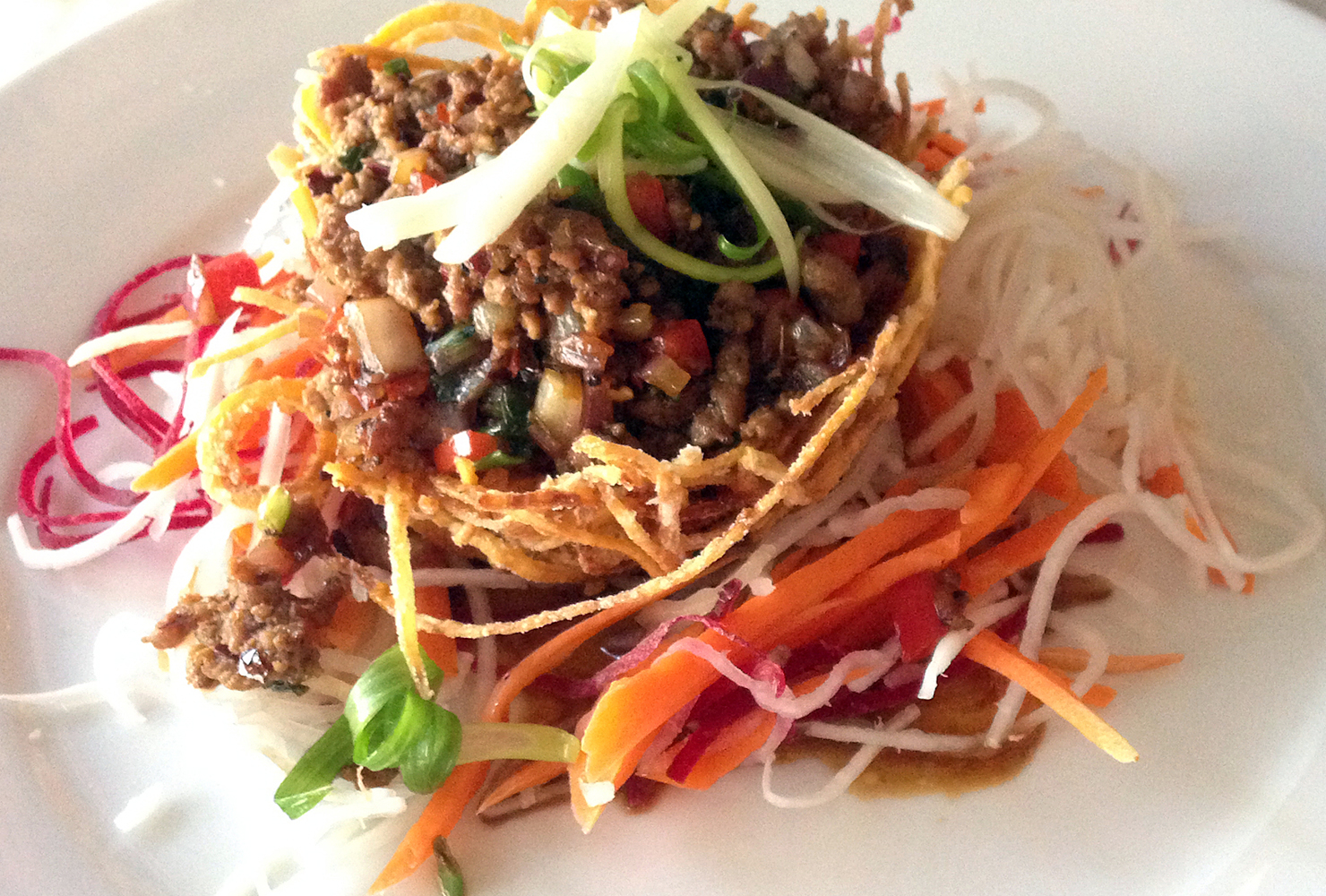 Asiatique does fusion even when fusion isn 39 t a thing for Aura thai fusion cuisine new york ny