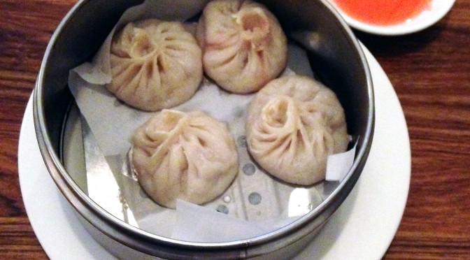 Soup dumplings? Soup in dumplings wins at The Joy Luck