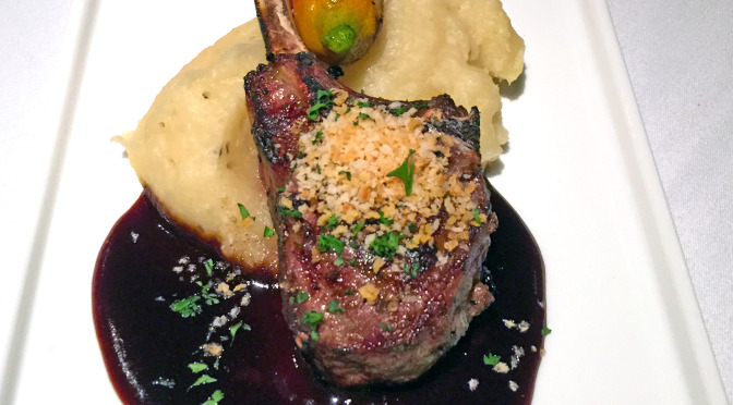 Bistro 1860's Colorado Rack of Lamb