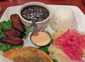 Havana Rumba's Cubano Vegetariano.
