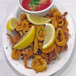 At Silvio's, the calamari win redemption
