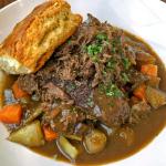 Finn's pot roast is a feast for all seasons