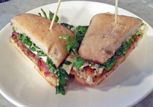 Butcherblock sandwich at Butchertown Grocery,