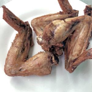 Haitian poulet frit