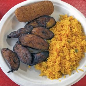 Amarillo rice