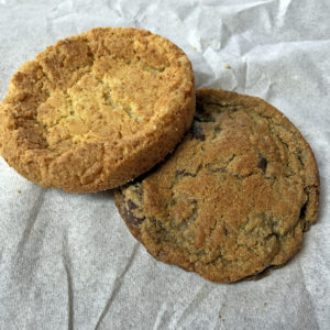 Two cookies at MozzaPi