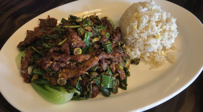 Jasmine Bistro impresses with Chinese regional flavors