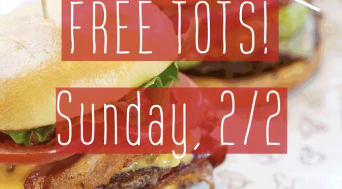 Free Tots!