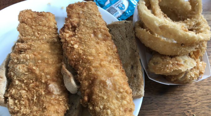 Moby Dick's drive-through satisfies fishy crave