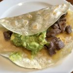 MexA Taco deliciously satisfies our Mexican-food crave