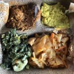 Queen of Sheba offers an Ethiopian feast