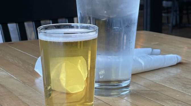 All but two of Monnik's 16 beer taps are devoted to its own excellent brews. Hauck's American Pilsner, a crisp, flavorful lager in the old style, is a favorite.