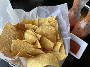 Even the chips and salsas at Limón y Sal are above average.