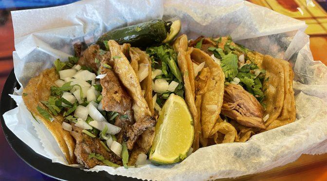 A happy return to El Mariachi, a favorite taqueria