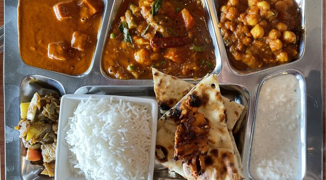 Nerd out on Indian regional delights at Bombay Grill