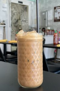 Drink dessert first! Sweet and rich, Vietnamese iced coffee makes a splendid antidote for fiery fare.