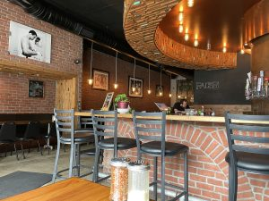 Staff shortages and difficulty hiring servers may force him to limit service to counter service only at the bar, said Faces Bar/Bistro owner Eric Morris.