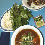 Hungry and lonely on Christmas?<BR>Go Pho!