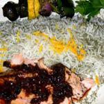A magic carpet ride to Caspian Grill
