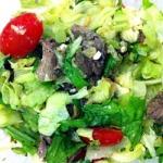 Salads to order, chop chop at Chop Shop