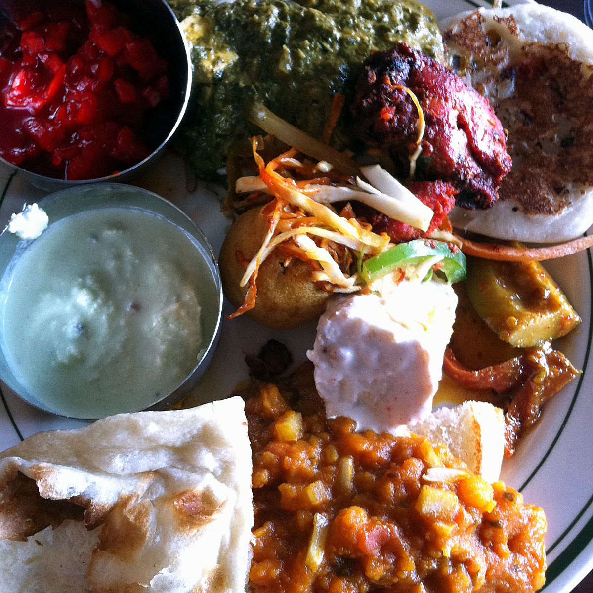 We celebrate Diwali and diversity at Bombay Grill