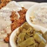 For a good country-fried steak, go to Goose Creek Diner