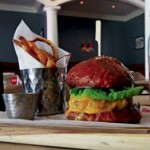 Get your surf and turf at Mussel & Burger Bar