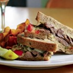 Tasty new fare at Meridian Cafe, but tricky parking remains