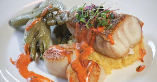 Brasserie Provence shows grace and good eats in dinner rush