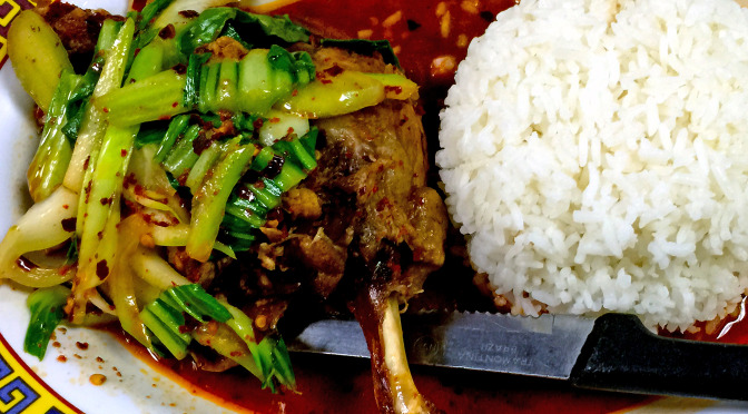 Duck taunters all win at Vietnam Kitchen