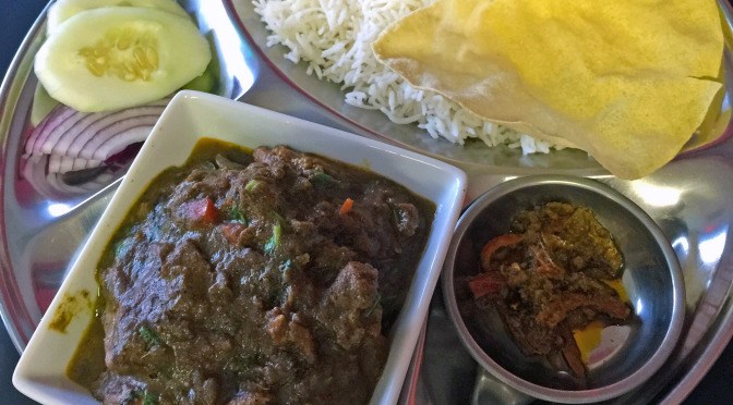 Mt. Everest View offers a delicious taste of Nepal