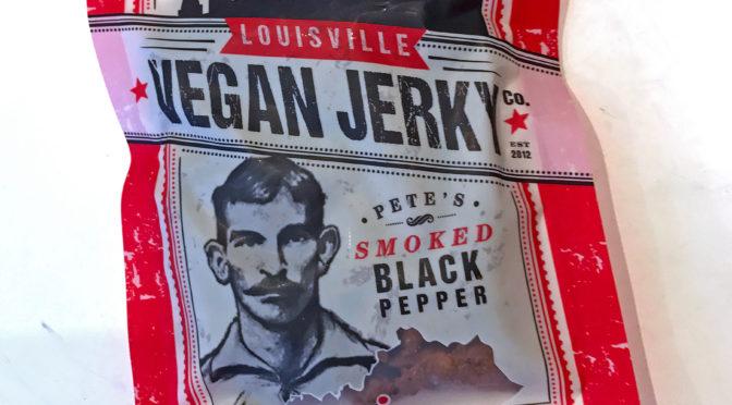Louisville Vegan Jerky wins our applause
